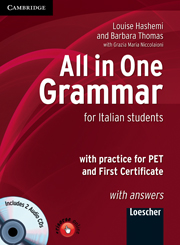 All in One Grammar Italian edition