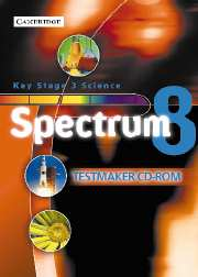Spectrum Year 8 Testmaker Assessment CD-ROM