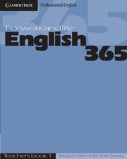 English365 1 Teacher's Guide