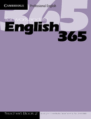 English365 2 Teacher's Guide