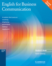 English for Business Communication 2nd Edition