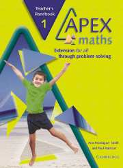 Apex Maths Teacher's Handbook