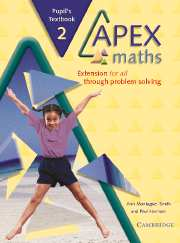 Apex Maths 2 Pupil's Book