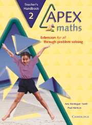 Apex Maths 2 Teacher's Handbook