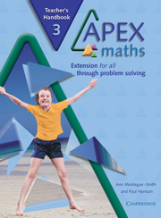 Apex Maths 3 Teacher's Handbook