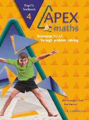 Apex Maths 4 Pupil's Textbook