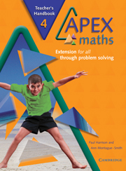 Apex Maths 4 Teacher's Handbook