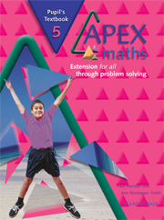 Apex Maths 5 Pupil's Textbook