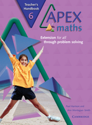 Apex Maths 6 Teacher's Handbook