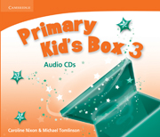 Primary Kid's Box Level 3