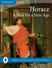 Horace, a Poet for a New Age