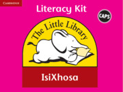 Little Library Literacy Kit (IsiXhosa)