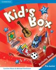 Kid's Box Greek Edition