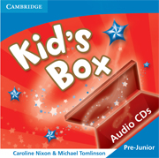 Kid's Box Pre-Junior