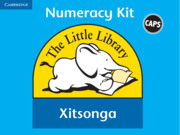 Little Library Numeracy Kit (Xitsonga)