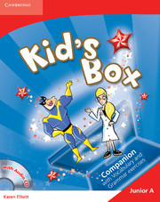 Kid's Box Junior A