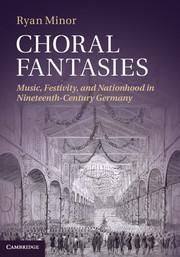 Choral Fantasies - Ryan Minor - Cambridge University Press