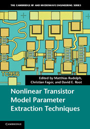 Nonlinear Transistor Model Parameter Extraction Techniques