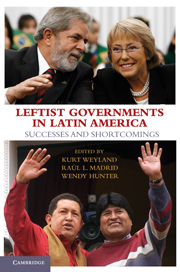Leftist Governments in Latin America
