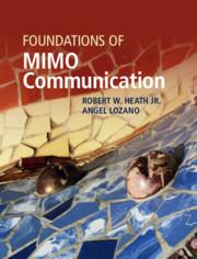 Foundations mimo communication | Wireless communications