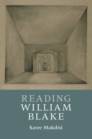 Reading William Blake