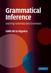 Grammatical Inference