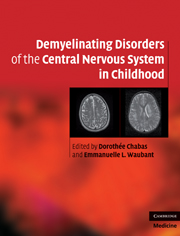 Demyelinating Disorders of the Central Nervous System in Childhood