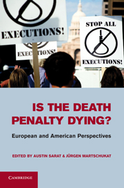 Is the Death Penalty Dying?