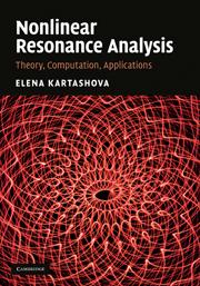 Nonlinear Resonance Analysis