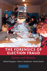 The Forensics of Election Fraud
