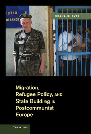Migration, Refugee Policy, and State Building in Postcommunist Europe