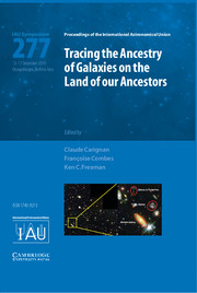 Tracing the Ancestry of Galaxies (IAU S277)