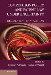 Competition Policy and Patent Law under Uncertainty