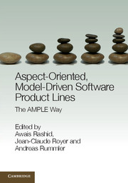 Aspect-Oriented, Model-Driven Software Product Lines
