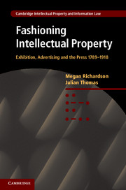 Fashioning Intellectual Property