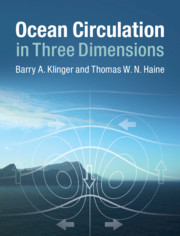 Ocean Circulation in Three Dimensions