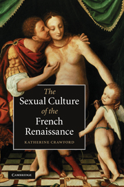 The Sexual Culture of the French Renaissance