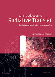 An Introduction to Radiative Transfer