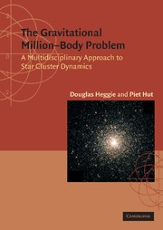 The Gravitational Million–Body Problem