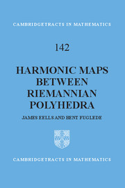 Harmonic Maps between Riemannian Polyhedra