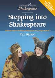 Stepping into Shakespeare