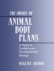 The Origin of Animal Body Plans