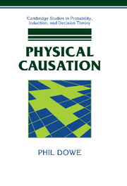 Physical Causation
