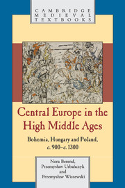 Central Europe in the High Middle Ages