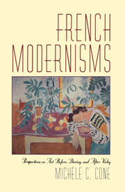French Modernisms