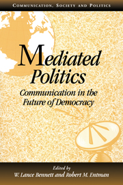 Mediated Politics