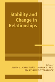 Stability and Change in Relationships