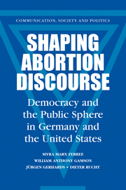 Shaping Abortion Discourse