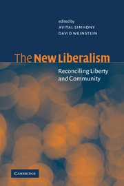 The New Liberalism