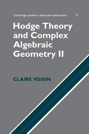 Hodge Theory and Complex Algebraic Geometry II